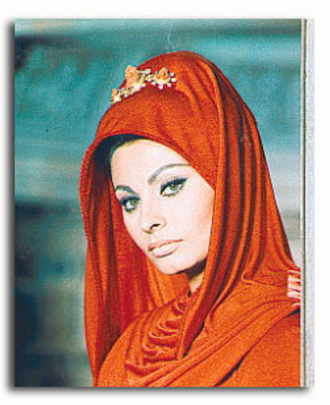 (SS3164291) Sophia Loren  El Cid Movie Photo