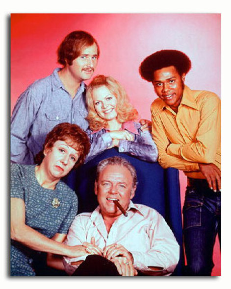 (SS3165838) Cast   All in the Family Television Photo