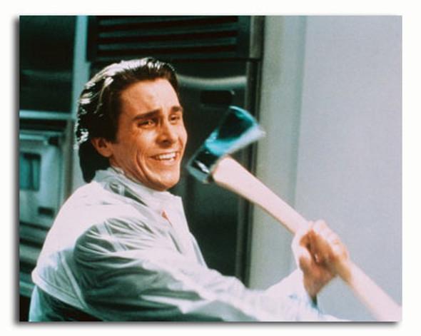 (SS3165942) Christian Bale  American Psycho Movie Photo