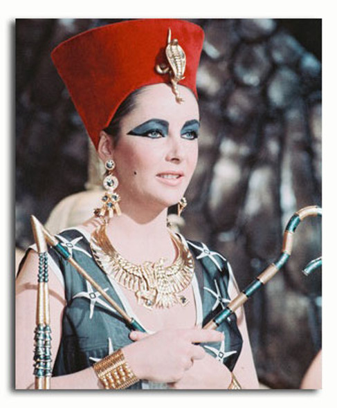 (SS3174548) Elizabeth Taylor  Cleopatra Movie Photo