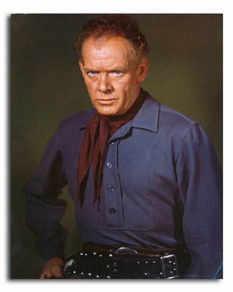 (SS3176446) Charles Bickford  The Big Country Movie Photo