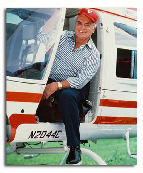 (SS3176524) Ernest Borgnine  Airwolf Movie Photo