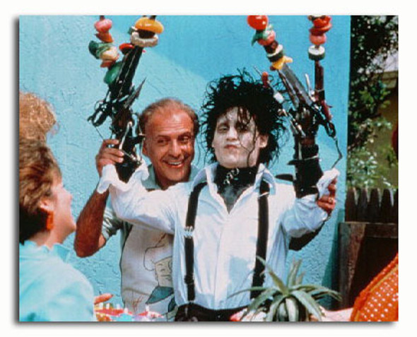 (SS3177148) Johnny Depp  Edward Scissorhands Movie Photo