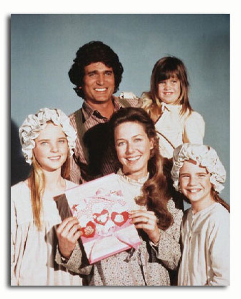 (SS3178500) Cast   Little House on the Prairie Television Photo