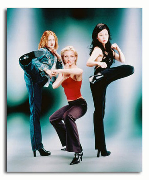(SS3182153) Cast   Charlie's Angels Television Photo