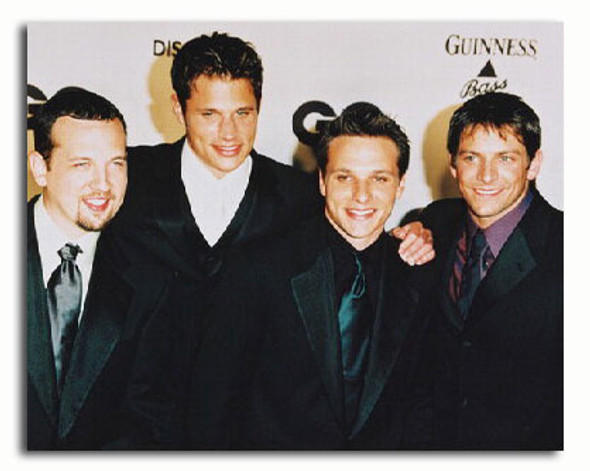 (SS3186404) 98 Degrees Music Photo