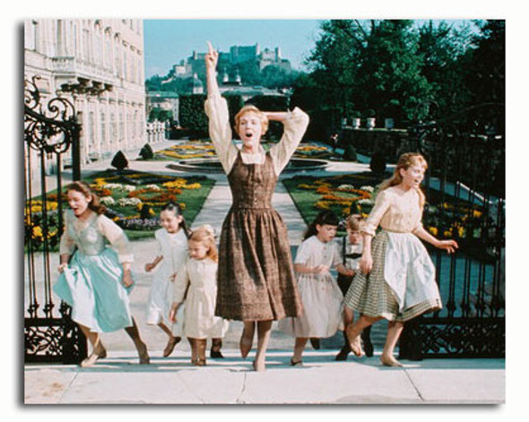 (SS3186534) Julie Andrews  The Sound of Music Movie Photo