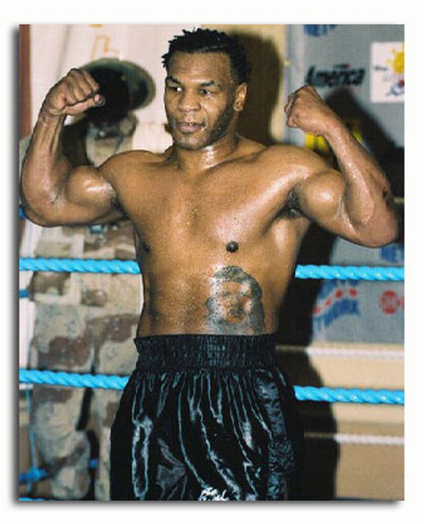 (SS3189355) Mike Tyson Sports Photo