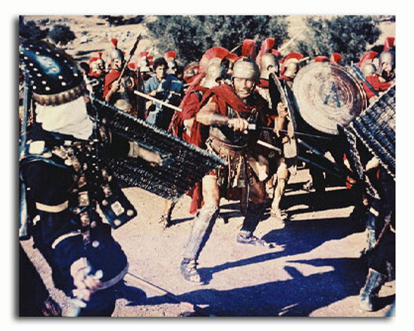 (SS3191695) Richard Egan  The 300 Spartans Movie Photo