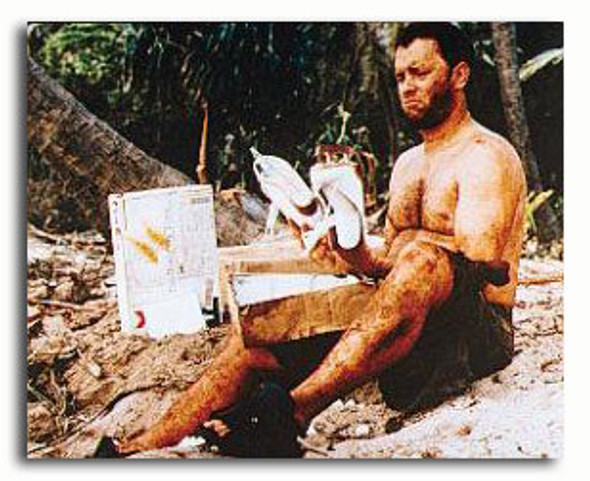 (SS3192176) Tom Hanks  Cast Away Movie Photo