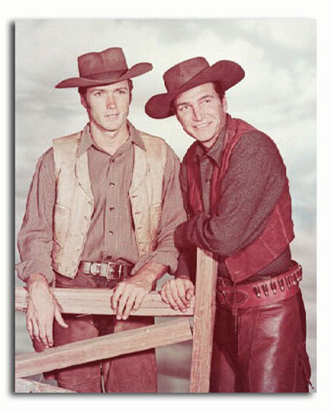 (SS3193723) Cast   Rawhide Television Photo