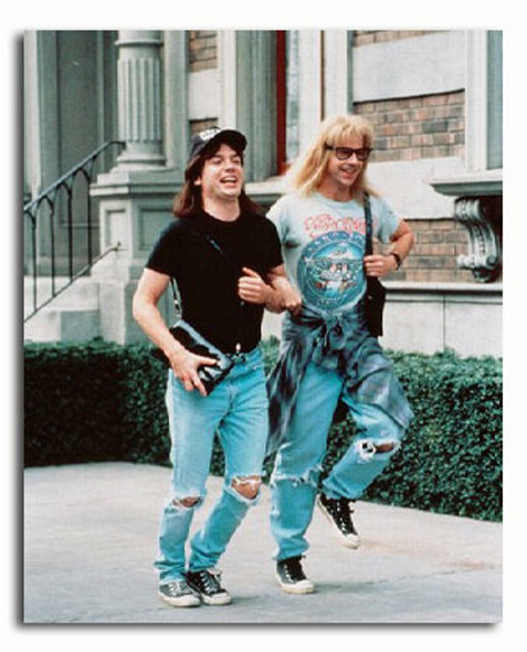 (SS3194698) Cast   Wayne's World Movie Photo