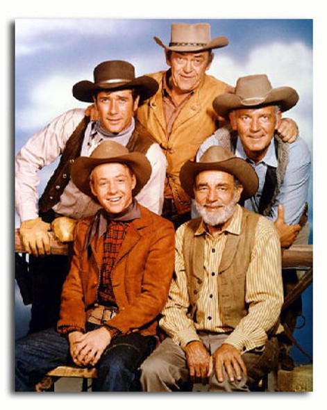 (SS3200899) Cast   Wagon Train Television Photo