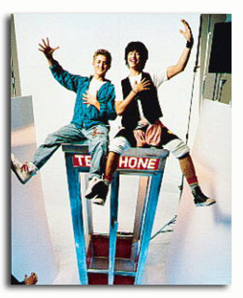 (SS3202745) Cast   Bill & Ted's Excellent Adventure Movie Photo