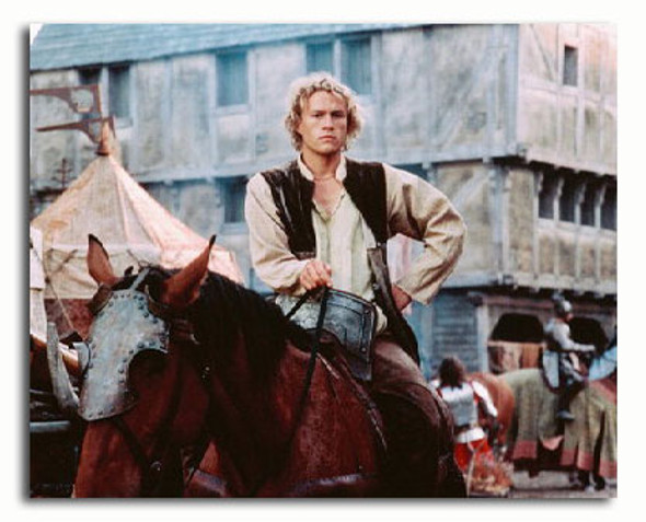 (SS3204396) Heath Ledger  A Knight's Tale Movie Photo
