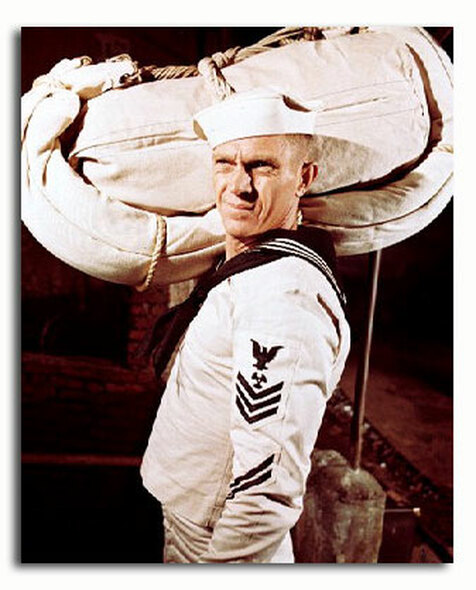 (SS3204721) Steve McQueen  The Sand Pebbles Movie Photo