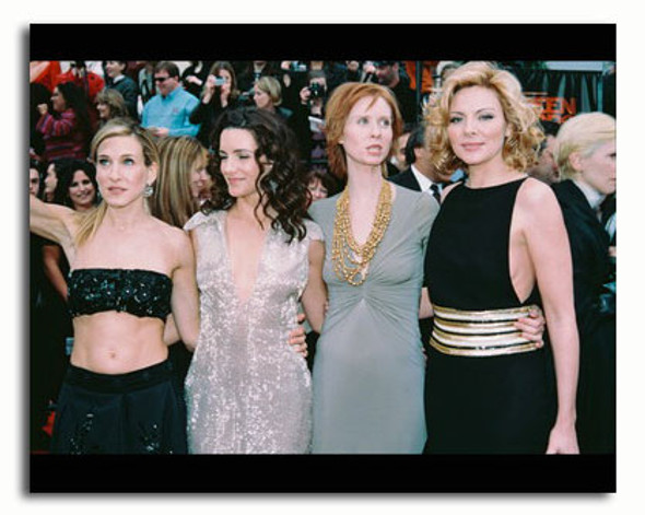 (SS3205423) Cast   Sex and the City Television Photo