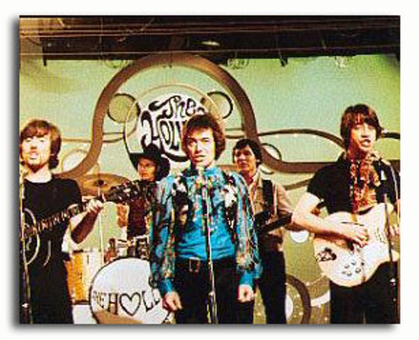 (SS3210246) The Hollies Music Photo