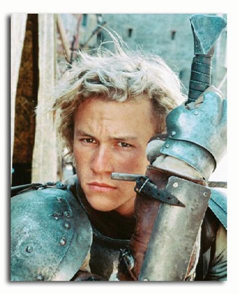 (SS3210766) Heath Ledger  A Knight's Tale Movie Photo