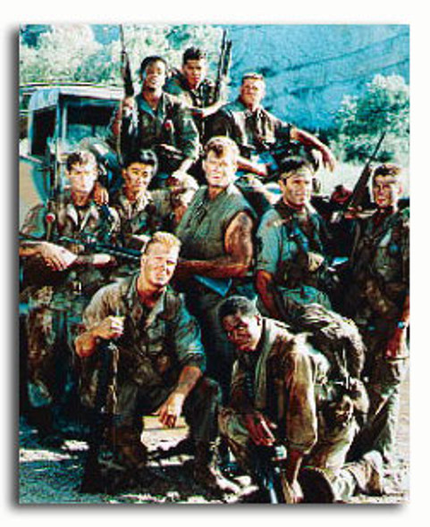 (SS3212534) Cast   Tour of Duty Television Photo