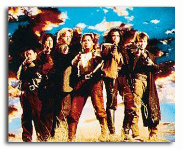 (SS3213028) Cast   Young Guns Movie Photo