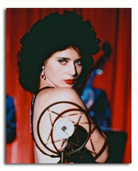 (SS3213379) Isabella Rossellini  Blue Velvet Music Photo