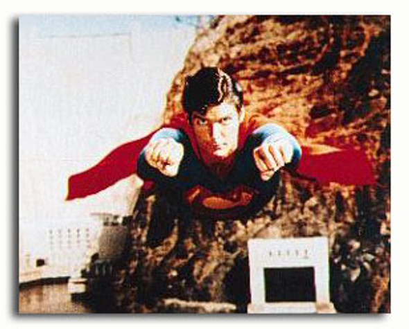 (SS3222596) Christopher Reeve  Superman Movie Photo