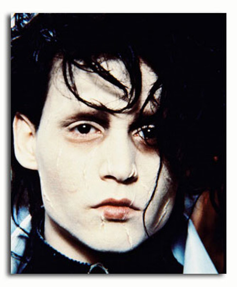 (SS3225326) Johnny Depp  Edward Scissorhands Movie Photo