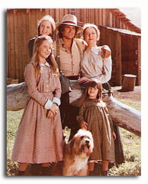(SS3227003) Cast   Little House on the Prairie Television Photo