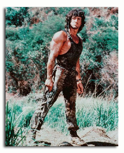 (SS3232281) Sylvester Stallone  Rambo: First Blood Part II Movie Photo