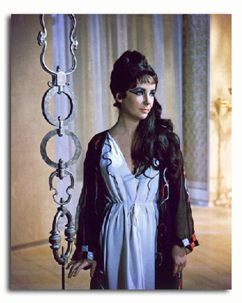 (SS3236402) Elizabeth Taylor  Cleopatra Movie Photo
