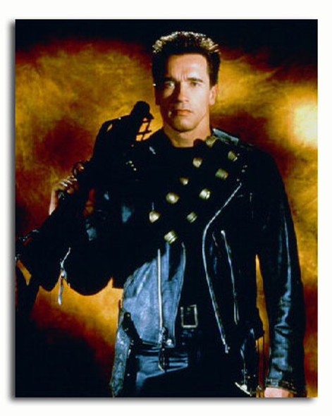 (SS3236623) Arnold Schwarzenegger  Terminator 2: Judgment Day Movie Photo