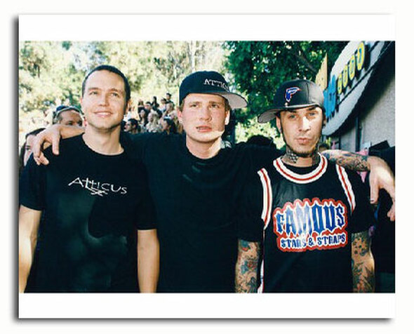 (SS3245944) Blink-182 Movie Photo