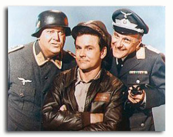 (SS3247543) Cast   Hogan's Heroes Television Photo