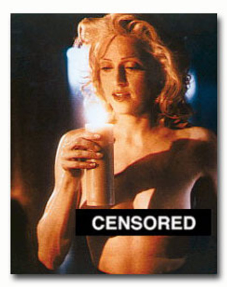(SS3248388) Madonna   Body of Evidence Movie Photo