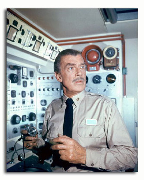 (SS3249220) Walter Pidgeon  Voyage to the Bottom of the Sea Movie Photo