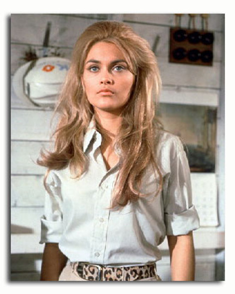 (SS3251027) Alexandra Bastedo  The Champions Movie Photo