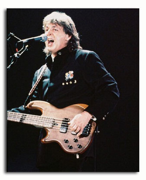 (SS3254199) Paul McCartney Music Photo