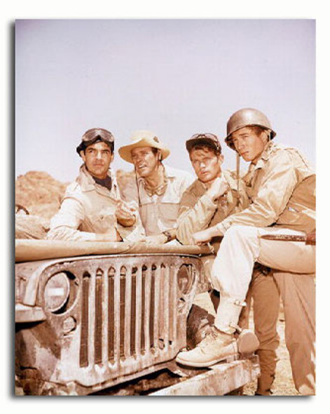 (SS3255044) Cast   The Rat Patrol Movie Photo
