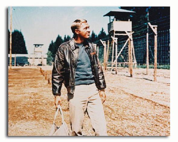 (SS3262298) Steve McQueen  The Great Escape Movie Photo