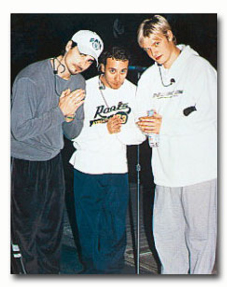 (SS3262623) Back Street Boys Music Photo