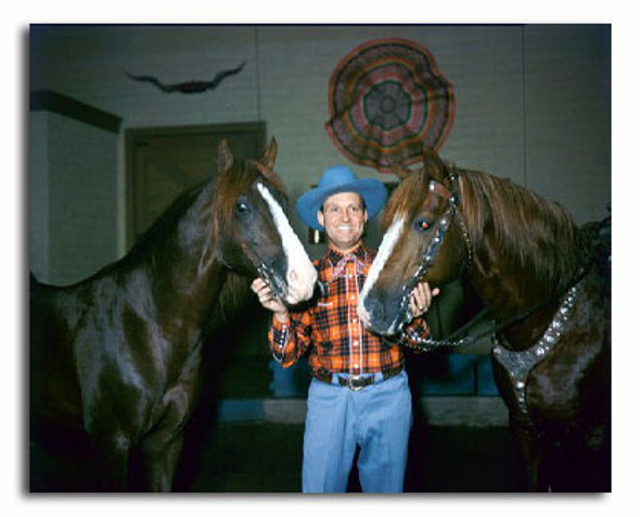 (SS3269617) Gene Autry Movie Photo
