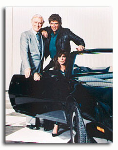(SS3271606) Cast   Knight Rider Television Photo
