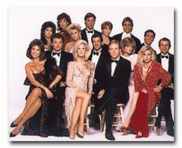 (SS3271619) Cast   Knots Landing Television Photo