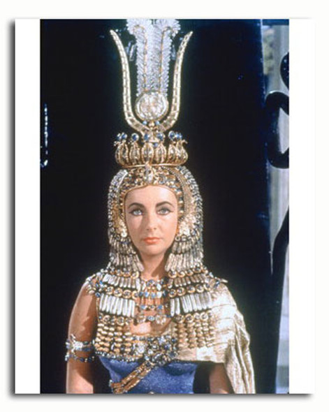 (SS3273309) Elizabeth Taylor  Cleopatra Movie Photo