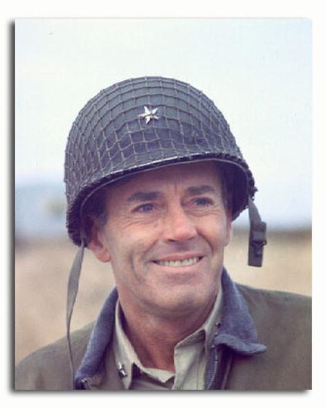 (SS3275246) Henry Fonda  Battle of the Bulge Movie Photo