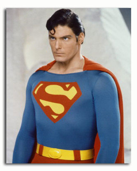 (SS3277326) Christopher Reeve  Superman Movie Photo