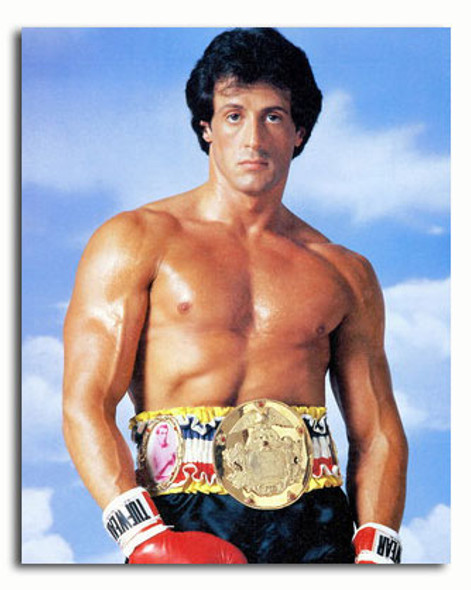 (SS3277885) Sylvester Stallone  Rocky II Movie Photo