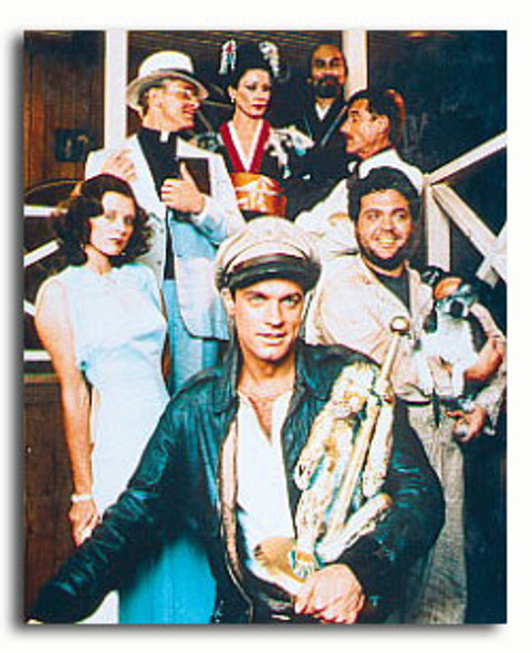 (SS3278080) Cast   Tales of the Gold Monkey Television Photo
