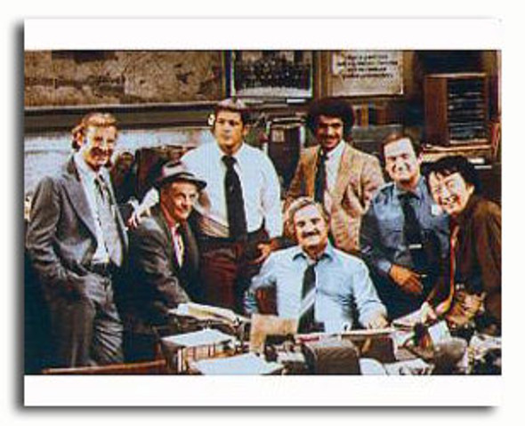 (SS3279575) Cast   Barney Miller Television Photo